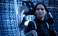 Katniss Everdeen - The Hunger Games: Catching Fire [3] wallpaper 1920x1200 jpg