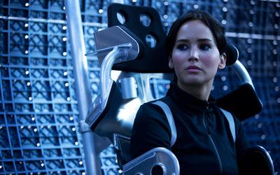 Katniss Everdeen - The Hunger Games: Catching Fire [3] wallpaper