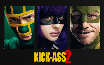 Kick-Ass 2 [6] wallpaper