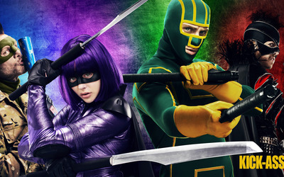 Kick-Ass 2 [2] wallpaper
