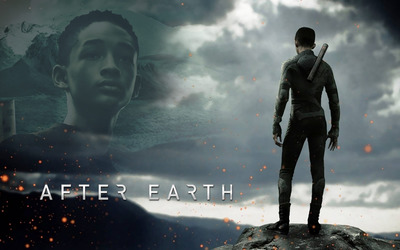 Kitai Raige - After Earth wallpaper