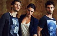 Klaus, Hayley and Elijah - The Originals wallpaper 1920x1080 jpg