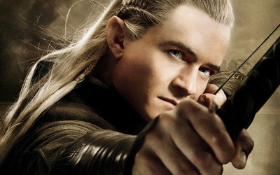 Legolas - The Hobbit: The Desolation of Smaug wallpaper