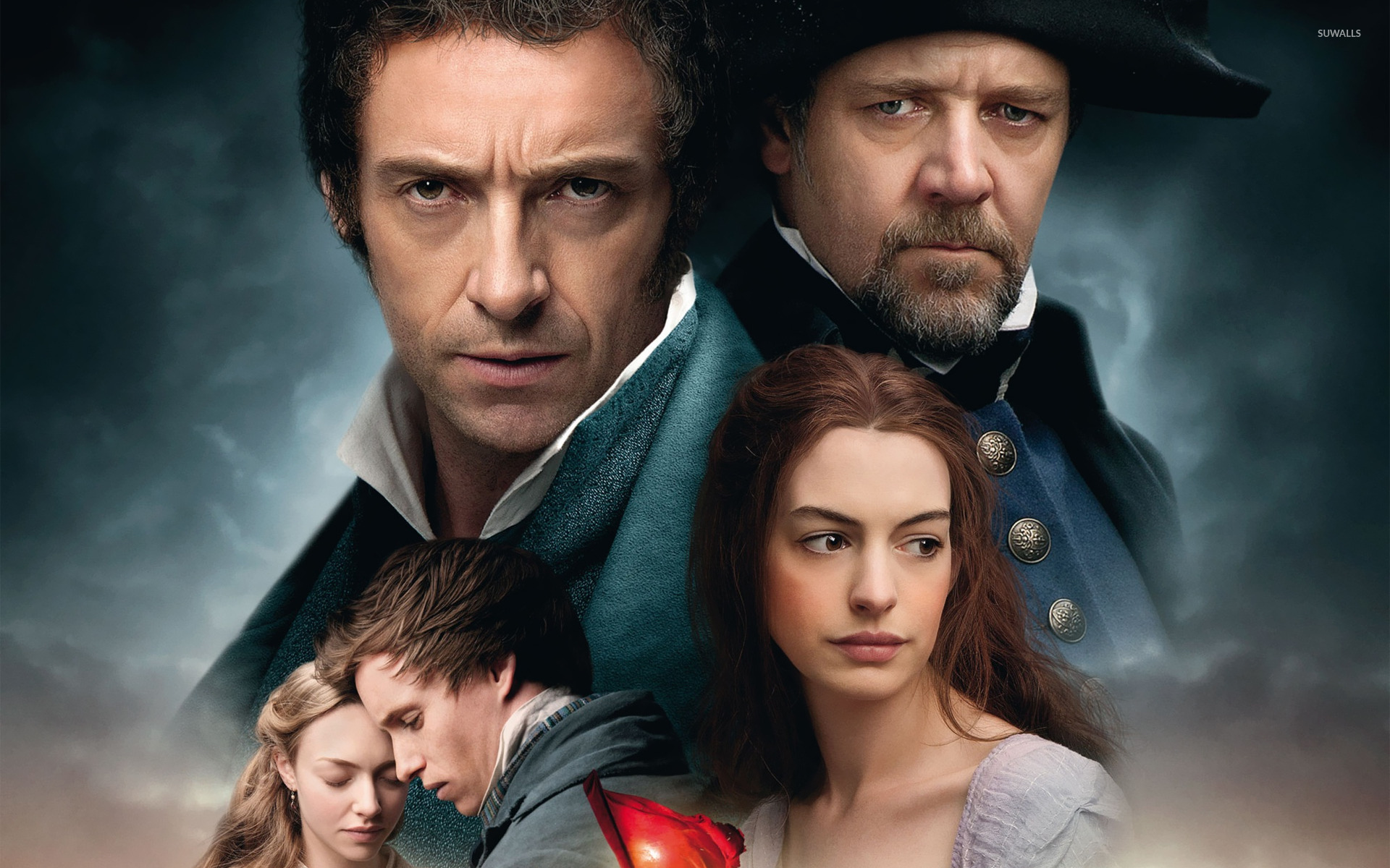 Les Miserables Wallpaper Movie Wallpapers 16906