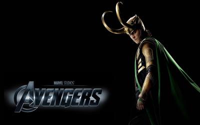Loki - The Avengers wallpaper