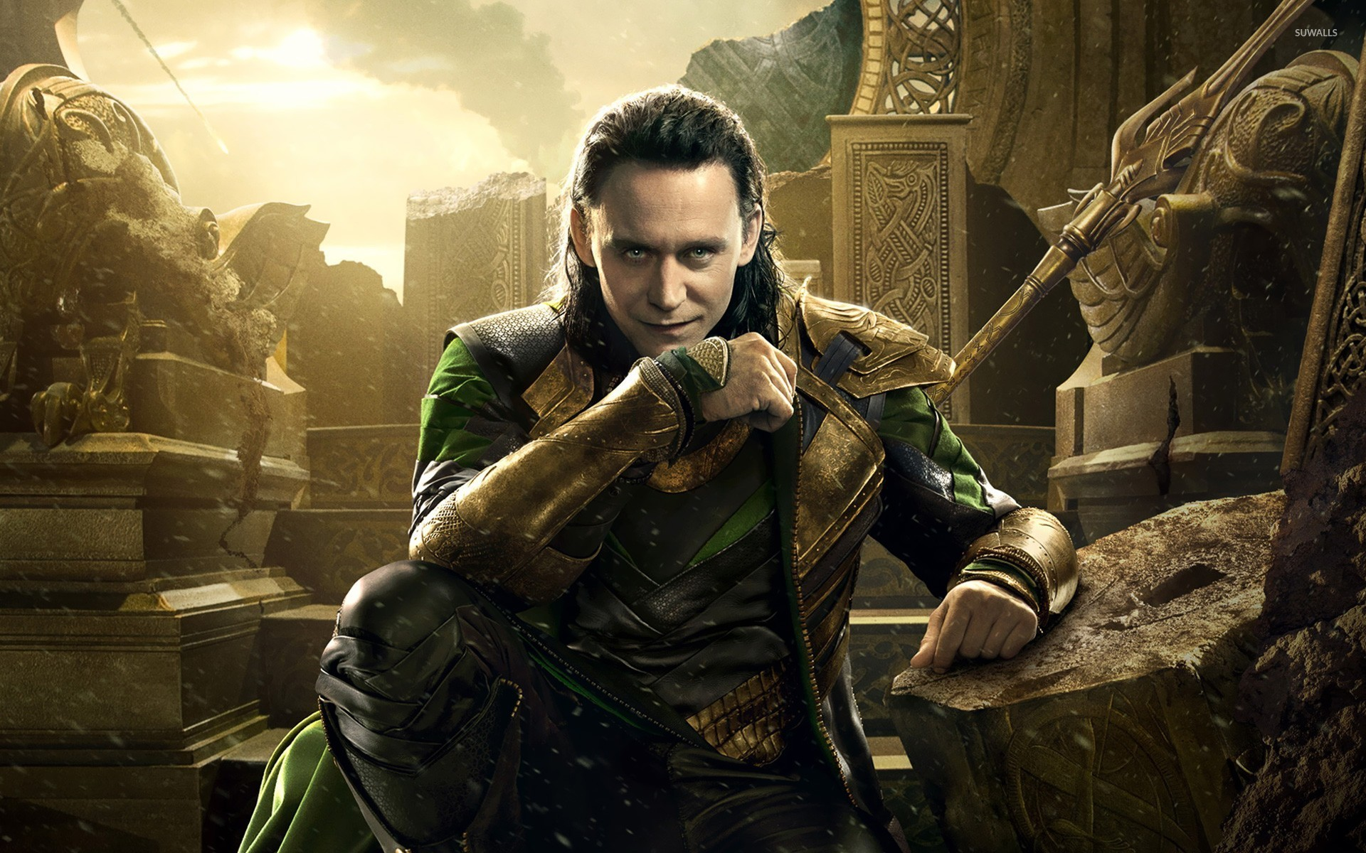 Loki - Thor: The Dark World wallpaper - Movie wallpapers ...