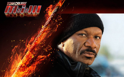 Luther Stickell - Mission Impossible III wallpaper
