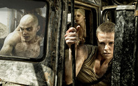 Mad Max: Fury Road wallpaper 2560x1600 jpg