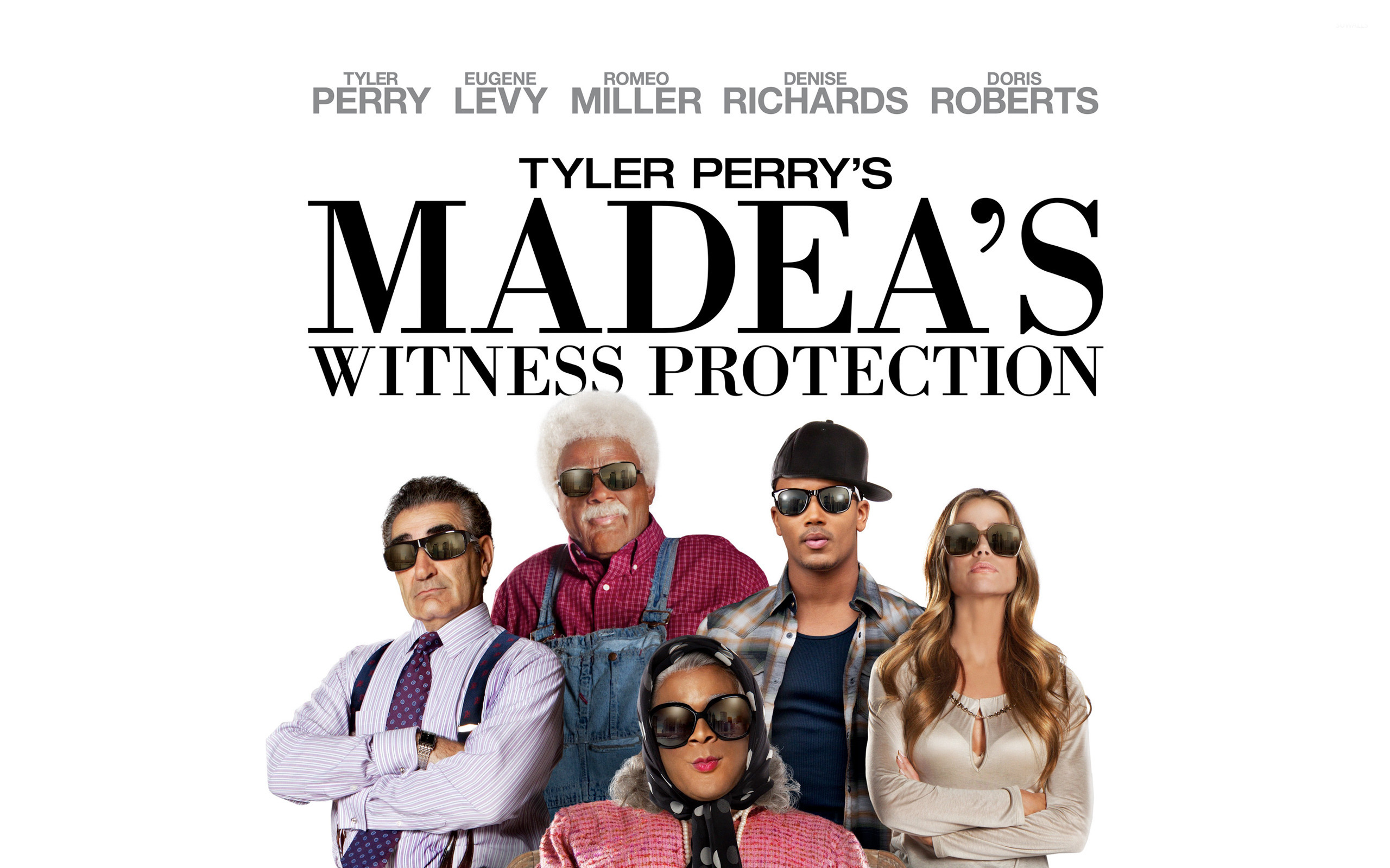 Madea's Witness Protection wallpaper - Movie wallpapers ...