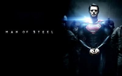 Man of Steel wallpaper