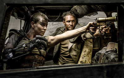 Max Rockatansky and Imperator Furiosa - Mad Max: Fury Road wallpaper