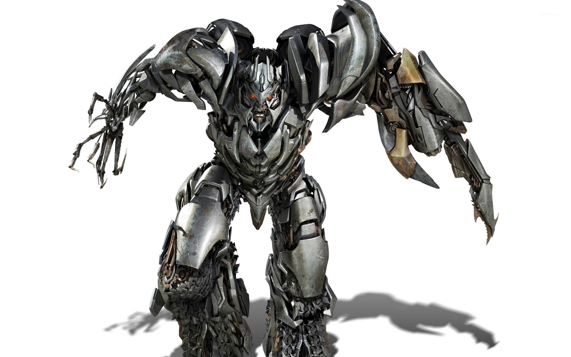 megatron - transformers [2] wallpaper - movie wallpapers - #34552