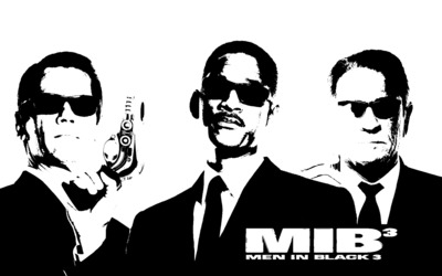 Men in Black III wallpaper