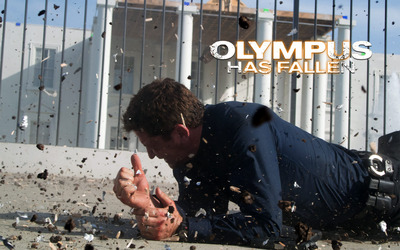 Mike Banning - Olympus Has Fallen [2] wallpaper