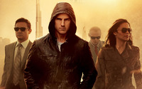 Mission Impossible - Ghost Protocol wallpaper 2560x1600 jpg