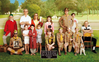 Moonrise Kingdom wallpaper