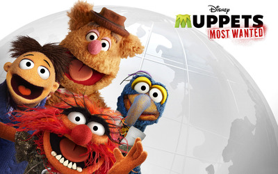 Muppets Most Wanted [2] wallpaper