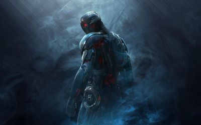 Nightmare Ultron in Avengers: Age of Ultron Wallpaper
