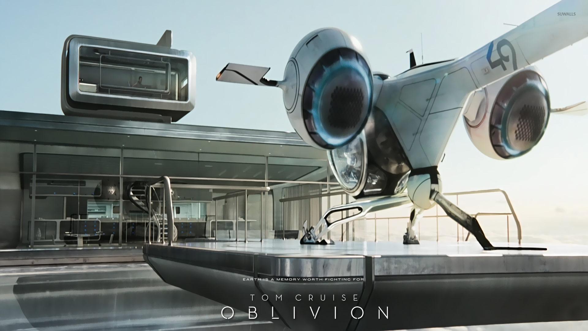 Oblivion wallpaper - Movie wallpapers