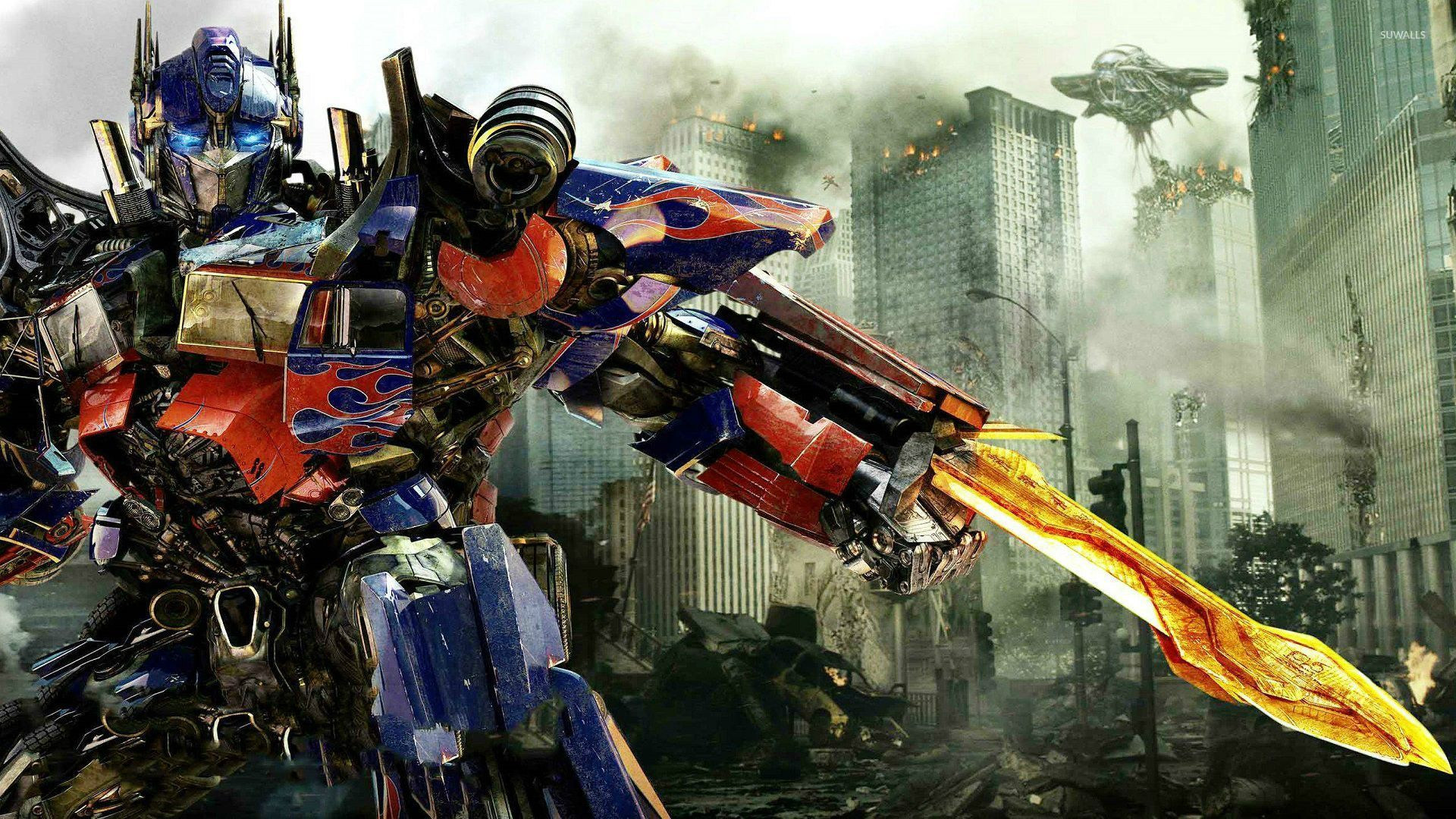 optimus prime - transformers [3] wallpaper - movie wallpapers - #29009