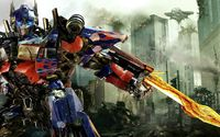 Optimus Prime - Transformers [3] wallpaper 1920x1080 jpg