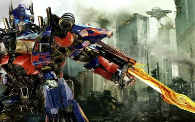 Optimus Prime - Transformers [3] wallpaper