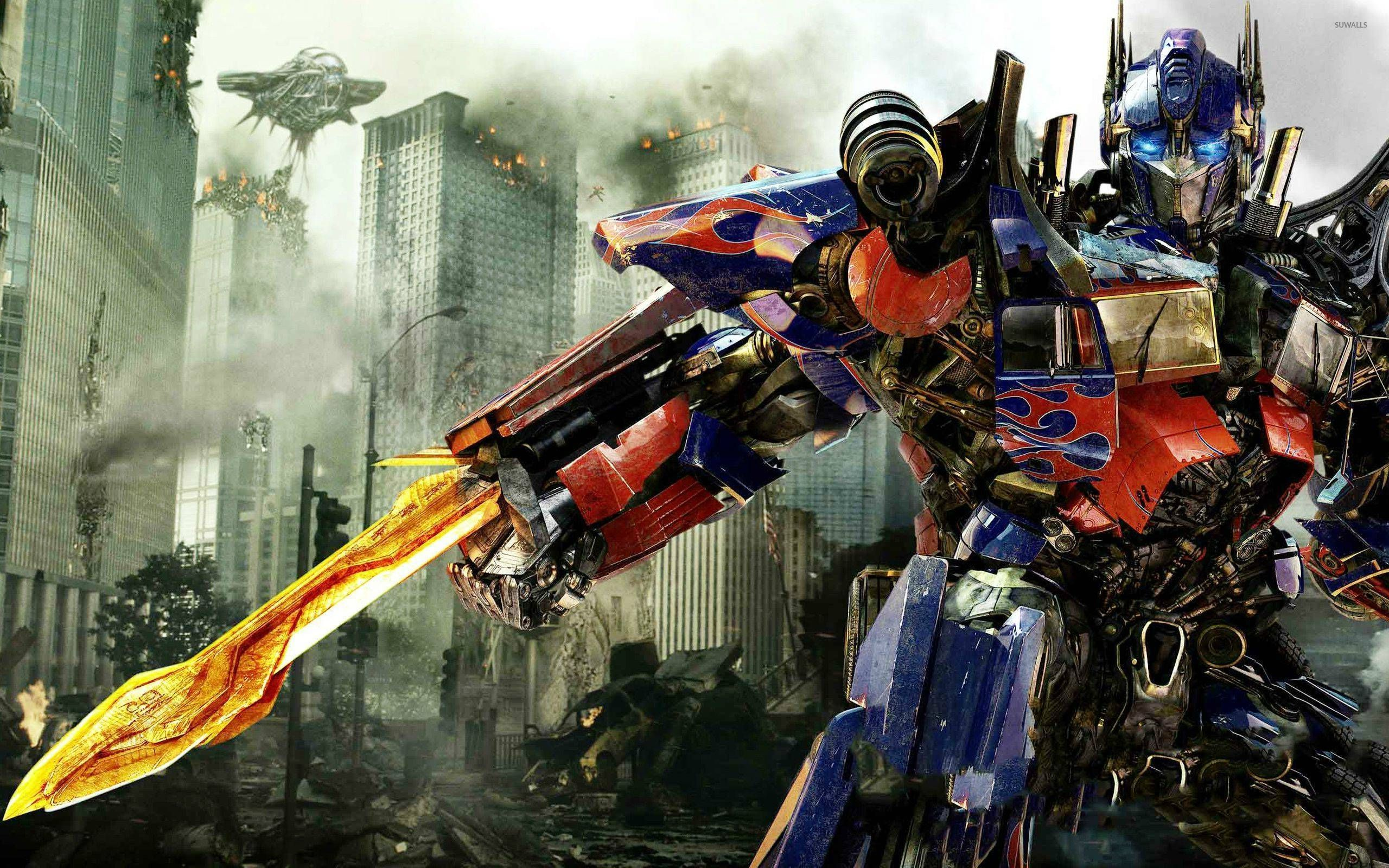 Optimus Prime - Transformers wallpaper