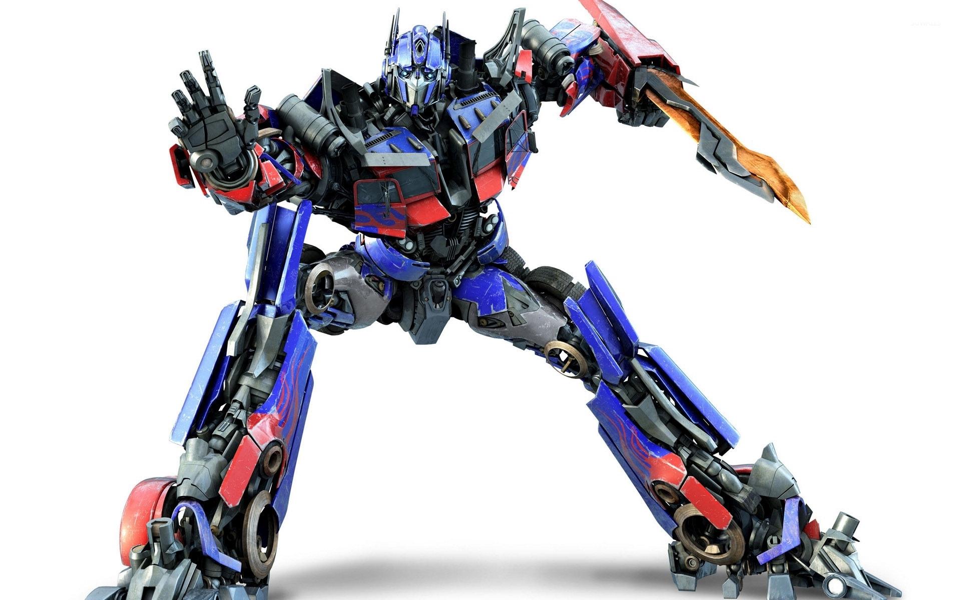 Transformers 5 optimus prime