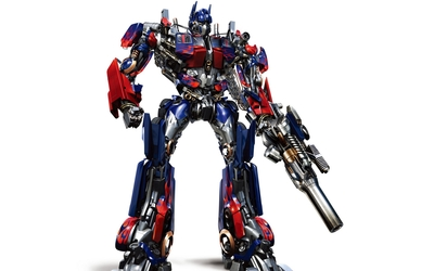 Optimus Prime - Transformers [2] wallpaper