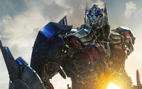 Optimus Prime - Transformers: Age of Extinction wallpaper 1920x1200 jpg