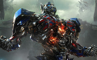 Optimus Prime - Transformers: Age of Extinction [2] wallpaper 2880x1800 jpg