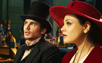 Oz and Theodora - Oz the Great and Powerful wallpaper 1920x1200 jpg