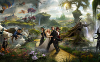 Oz the Great and Powerful wallpaper 1920x1200 jpg