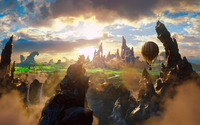 Oz the Great and Powerful [2] wallpaper 1920x1080 jpg