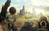 Oz the Great and Powerful [4] wallpaper 1920x1080 jpg