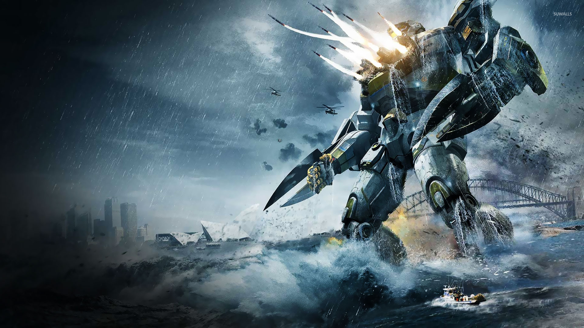 Pacific Rim 3 Wallpaper Movie Wallpapers 20695
