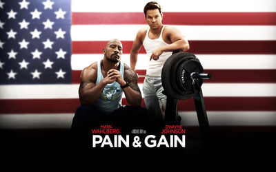 Pain & Gain [2] wallpaper