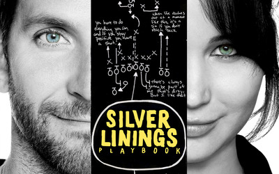 Pat and Tiffany - Silver Linings Playbook wallpaper
