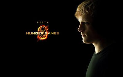Peeta Mellark - The Hunger Games wallpaper