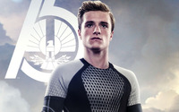 Peeta Mellark - The Hunger Games: Catching Fire wallpaper 1920x1080 jpg