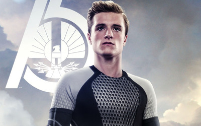 Peeta Mellark - The Hunger Games: Catching Fire wallpaper