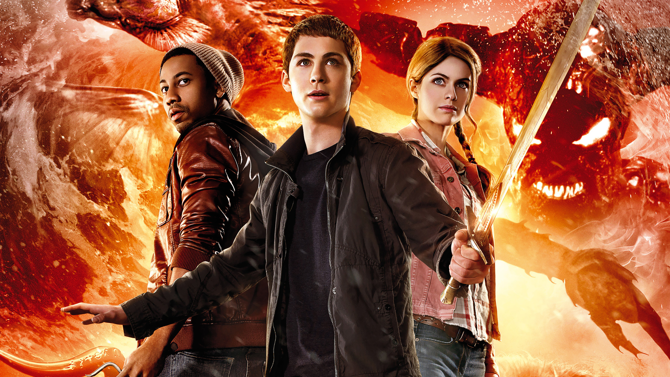 Percy Jackson Wallpaper (92 Wallpapers) - HD Wallpapers