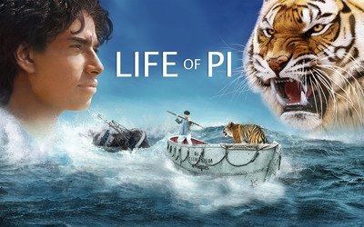 Pi Patel - Life of Pi [2] wallpaper