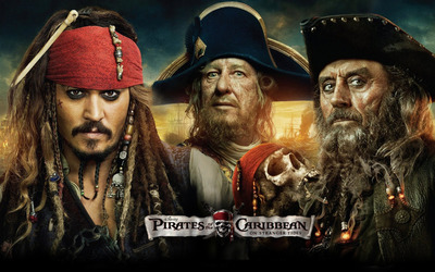Pirates of the Caribbean: On Stranger Tides [2] wallpaper
