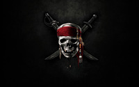 Pirates of the Caribbean: On Stranger Tides wallpaper 2560x1600 jpg