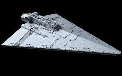 Praetor Mark II-class battlecruiser - Star Wars wallpaper