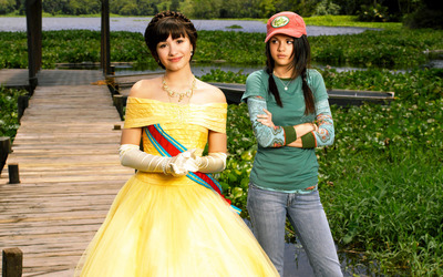 Princess Protection Program wallpaper