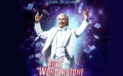 Rance Holloway - The Incredible Burt Wonderstone wallpaper