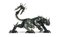 Ravage - Transformers wallpaper 2560x1600 jpg