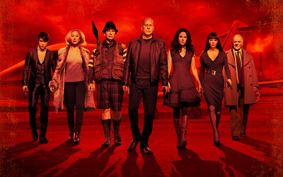 Red 2 wallpaper